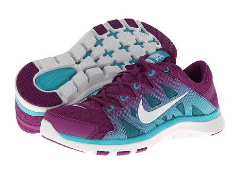 Flex supreme tr ii dark base grey violet, Nike, Shoes