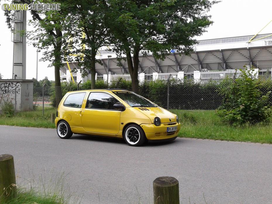 Renault Twingo Auto Car Automovil Tuning Modificado