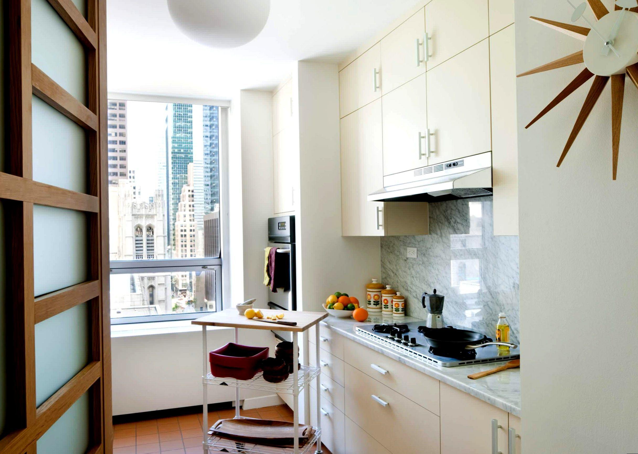 12 Comfortable Small Kitchen Designs