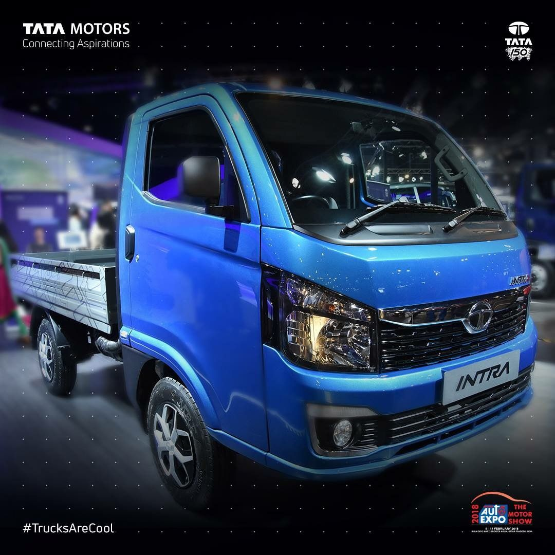 Tata Intra on Behance Tata, Luxury cars, Commercial vehicle