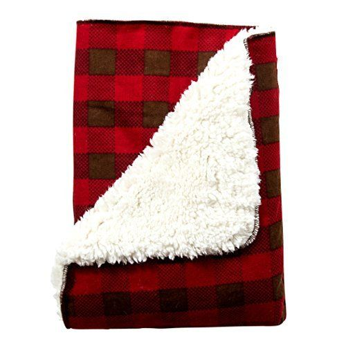 Trend Lab Northwoods Plush Receiving Blanket Http Www