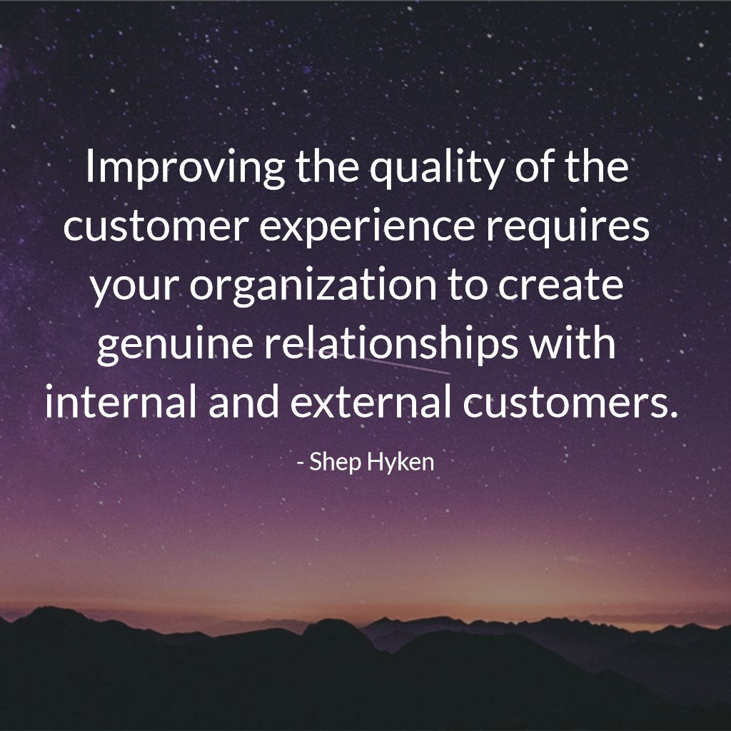 Pin By Shep Hyken On Business Customer Experience Customer Service Quotes Leadership Vision
