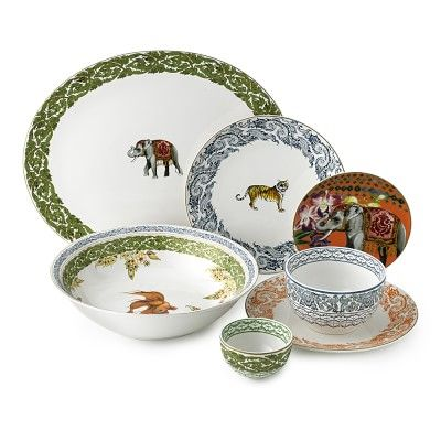 Palace Thai Dinnerware Collection #williamssonoma  sc 1 st  Pinterest & Palace Thai Dinnerware Collection #williamssonoma | Favorite ...