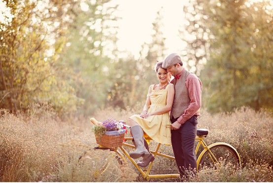 A bicycle for two