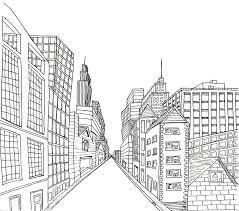 afbeeldingsresultaat voor perspectief tekeningen van gebouwen gebouwen pinterest. Black Bedroom Furniture Sets. Home Design Ideas