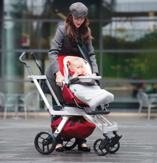 New Orbit G2 Pram System - second generation with eco-cred ...