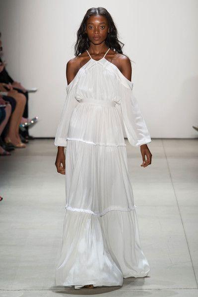 erin fetherston spring 2017 wedding worthy runway dresses from new york fashion week