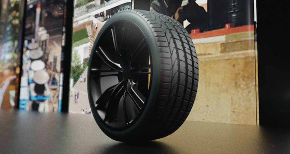 بريجستون تكشف عن حملة الاستدامة واستعمالها المطاط الطبيعي الصديق للبيئة موقع ويلز Bridgestone Sustainability Car