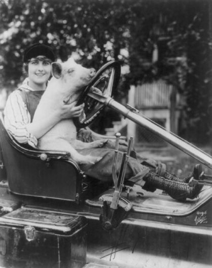 Model T Ford Forum: OT - Twenty-Eight Period Images of Attractive Women and Automobiles