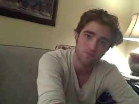 Robert Pattinson Variety Interview Part 1 of 2