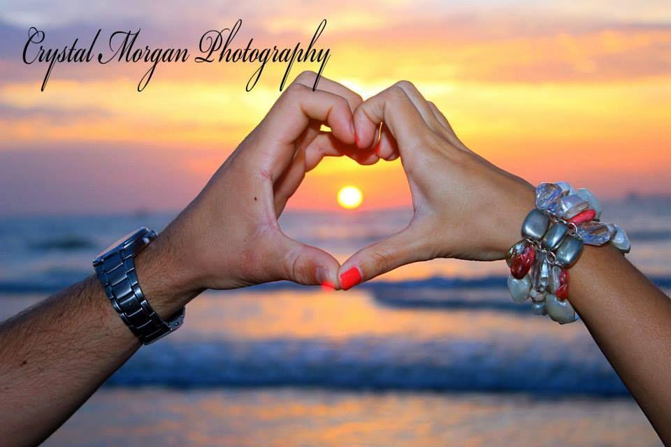 Crystal Morgan Photography Sunday Sunrise Engagement Session