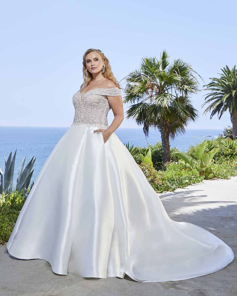 Pin On Plus Size Wedding Dresses [ jpg ]