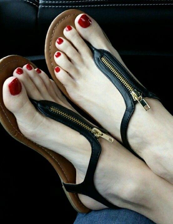Pale feet sexy 20 Female