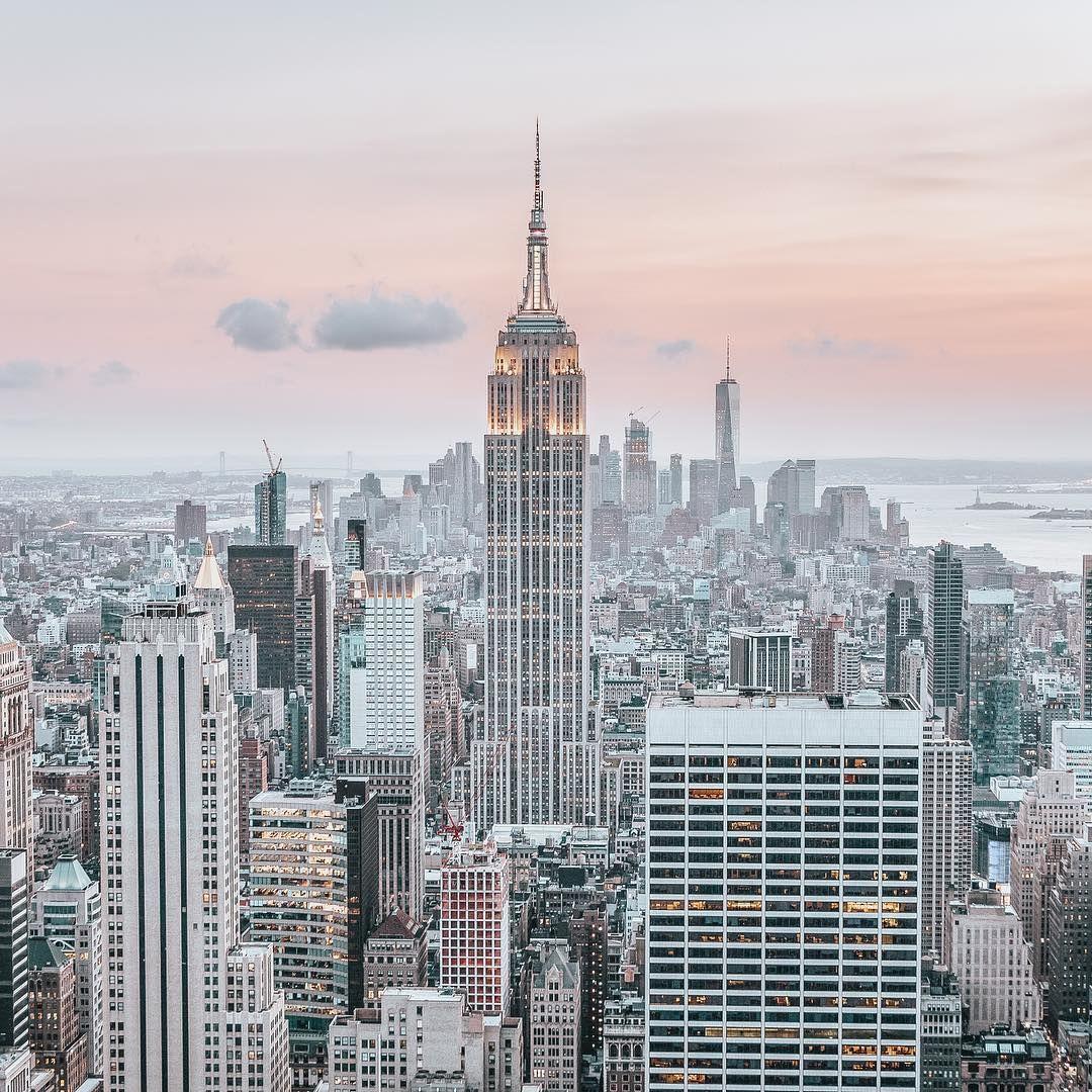 New York Aesthetic Photos