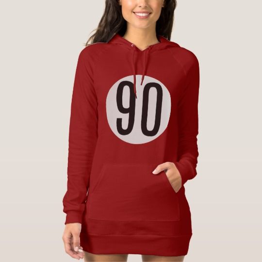 In love with 90's? Try my hoodie dress!