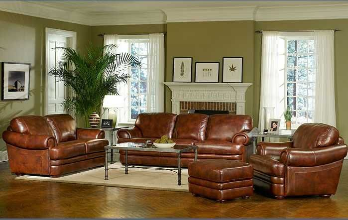 rooms painted brown paint colors living room brown leather