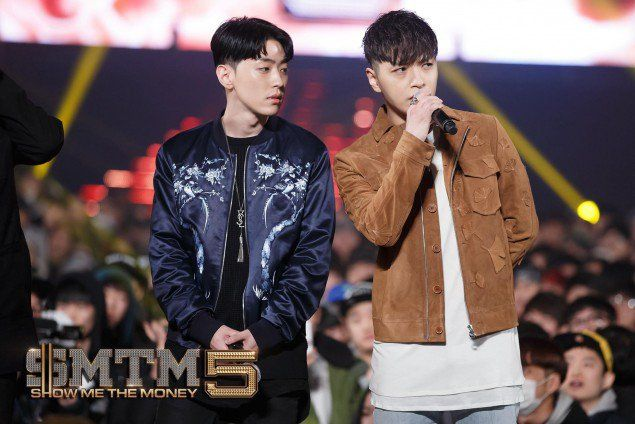 """Show Me the Money 5"" Releases Photos of Producers for New Season 