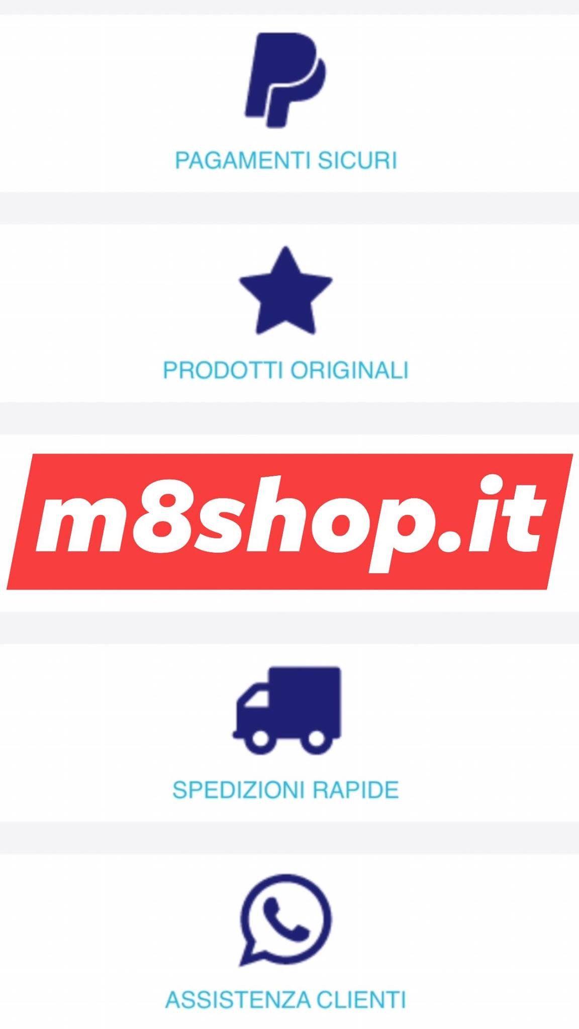 Info m8shop.it | Assistenza clienti