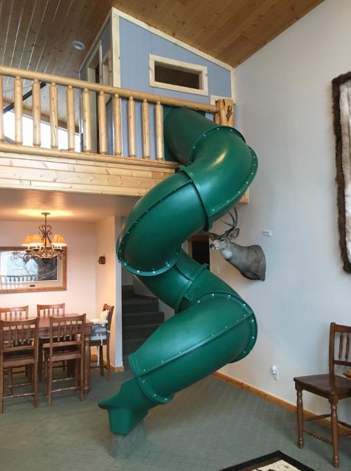 How To Install Tube Slide In Home Home Of The Best Beachbody Coaches Scottiehobbs Com House Slide Indoor Slides Home