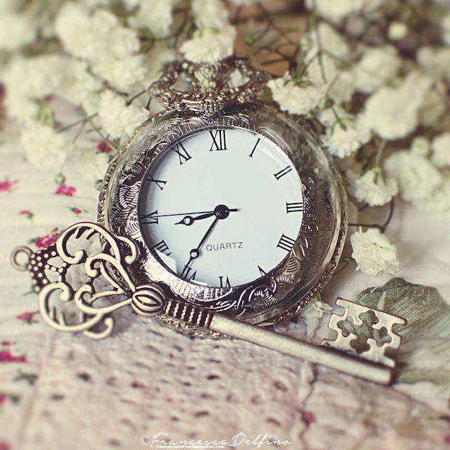 Time is precious by FrancescaDelfino.deviantart.com on @DeviantArt