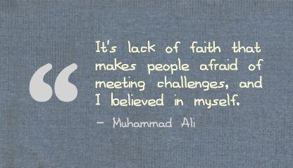 I believe in myself essay