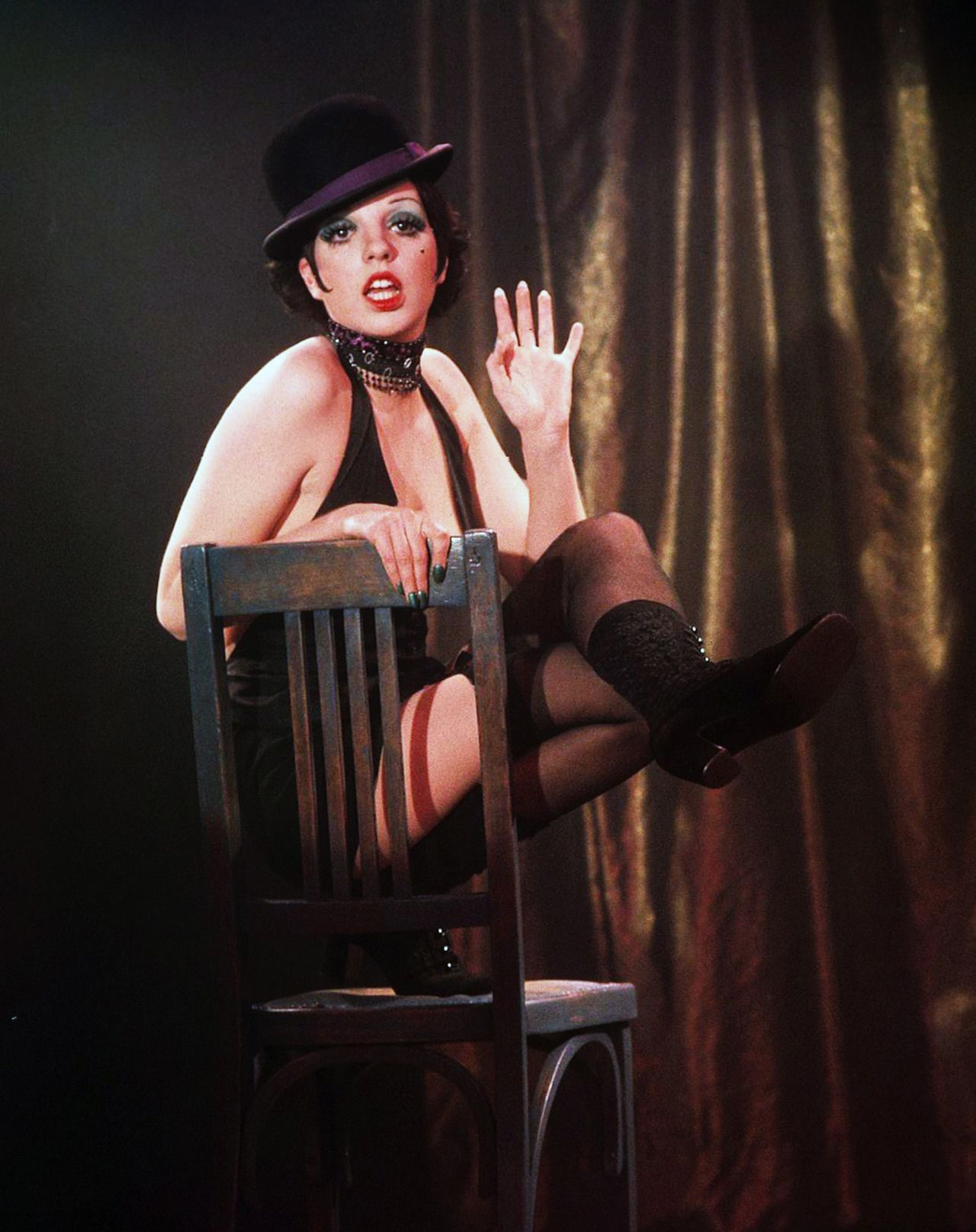 Liza Minelli As Sally Bowles In Cabaret Movies Music People I