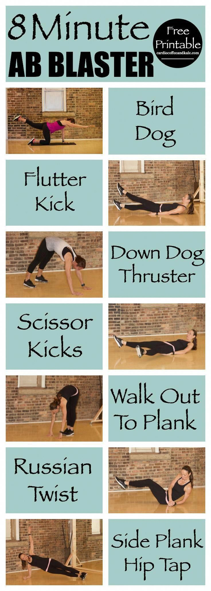 Must See Ab Workouts
