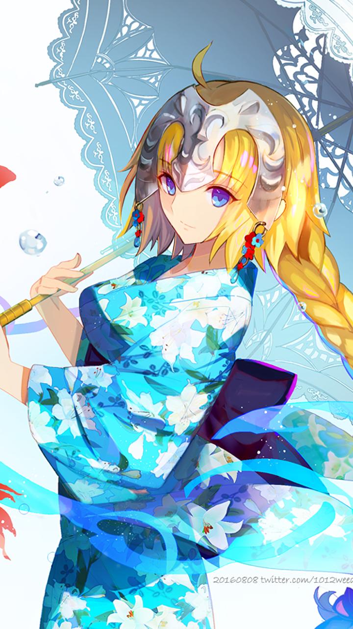 Anime Fate Grand Order Fate Series Jeanne D Arc Fate Series