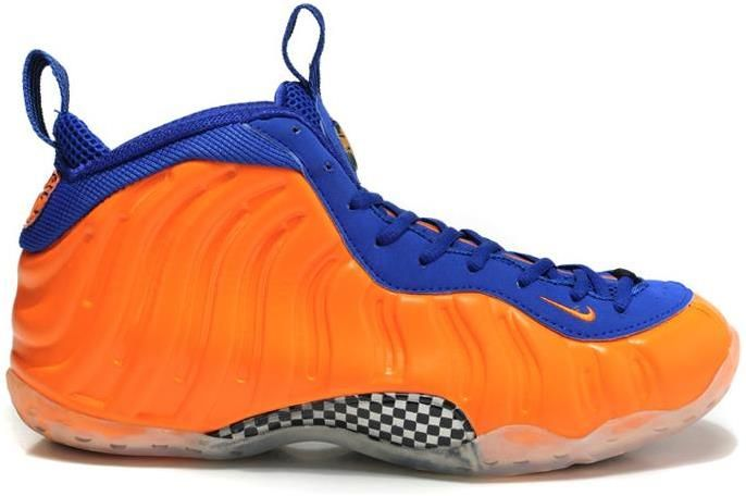 37aaaad7b1e84 Nike Foamposites One Orange Blue