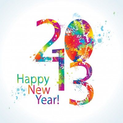 Happiest Events And Moments Of 2012 Happy New Year Greeting Cards New Year Greetings