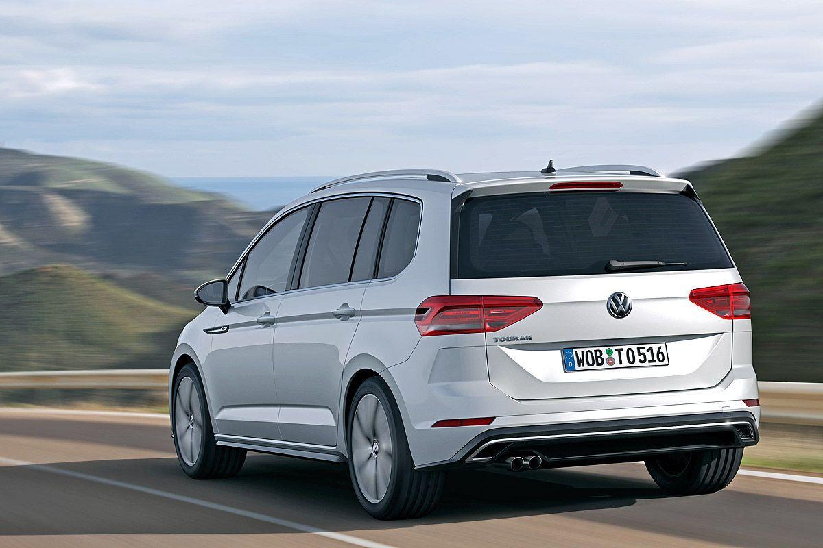 Vw Touran Genf 2015 Sitzprobe Vw Touran Volkswagen Touran Genf