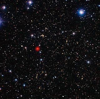 Un Peso Pesado Intergalactico Universo Estrellas Cosmos Galaxias