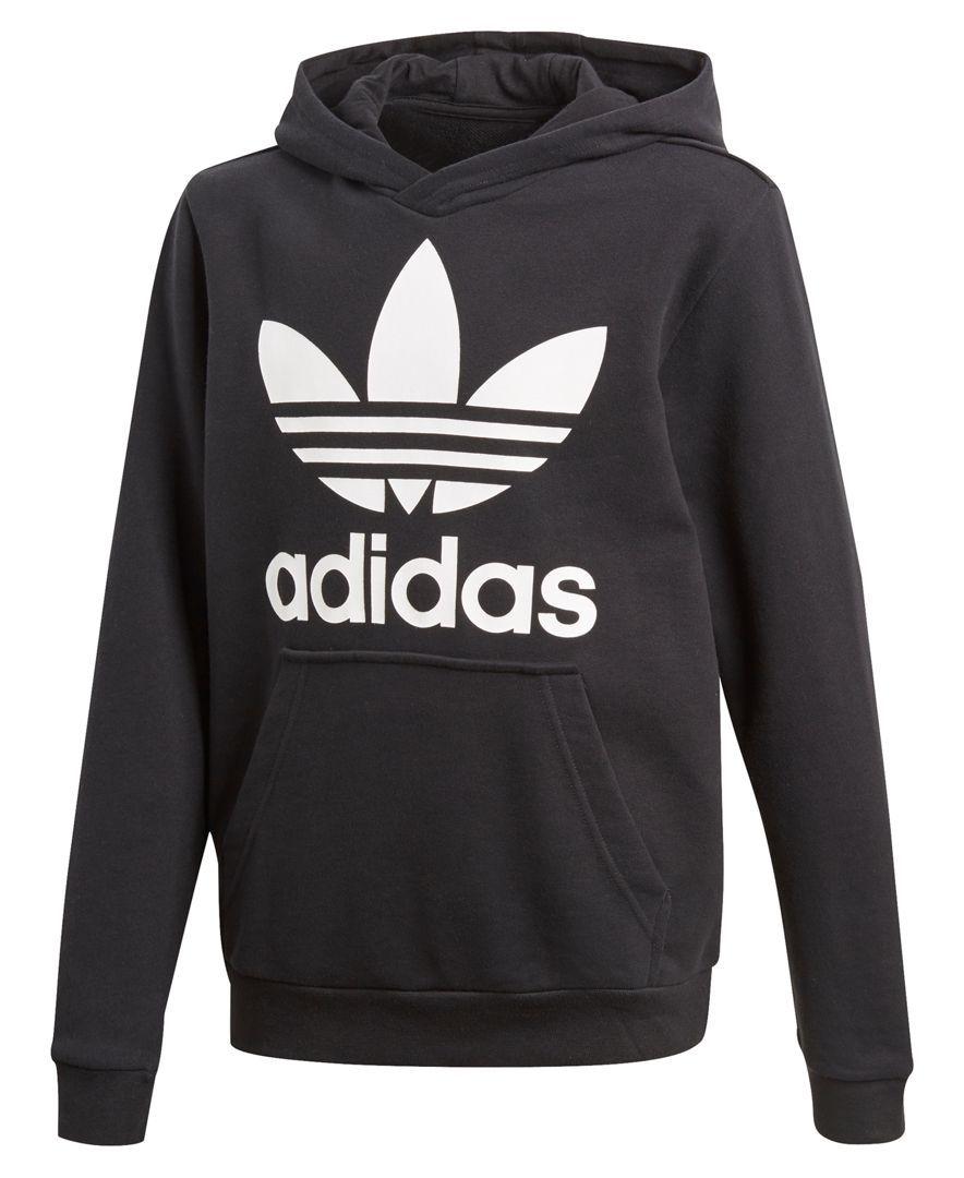 new style 0f7f0 6bca3 adidas Originals Logo Hoodie, Big Boys