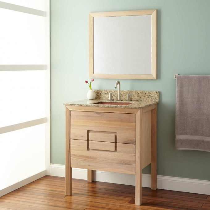 Fresh Vessel Bowl Vanity Cabinet