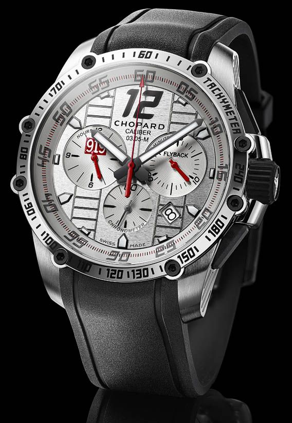 bcd52fec7986 La Cote des Montres   La montre Chopard Superfast Chrono Porsche 919 Edition  - Welcome back !