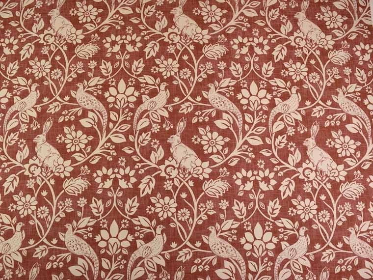 iLiv Heathland copper PVC fabric<br />We recommend a sample of this fabric if colour is important to you as colours on different screens may vary.