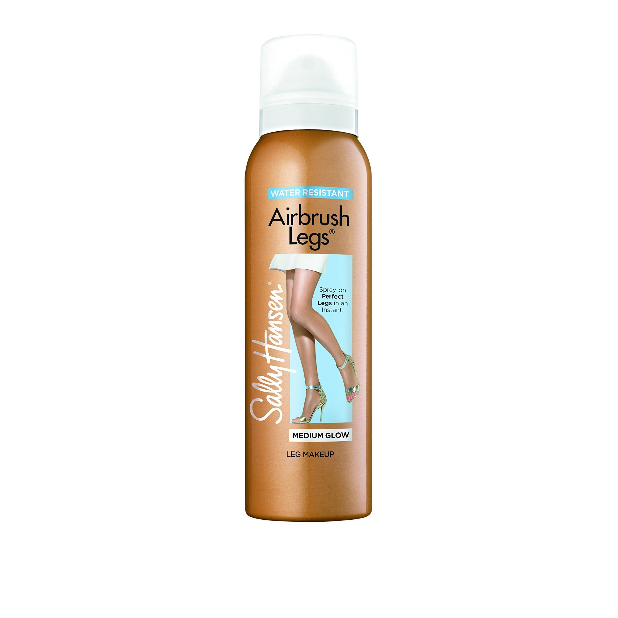 Sally Hansen Air Brush Legs Medium Glow, 4.4 Oz, Pack Of 1