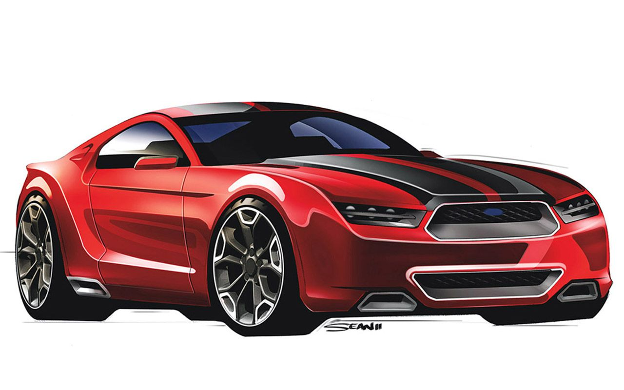 2017 Ford Mustang Mach 1 - http://www.2016newcarmodels.com/2017-ford-mustang-mach-1/