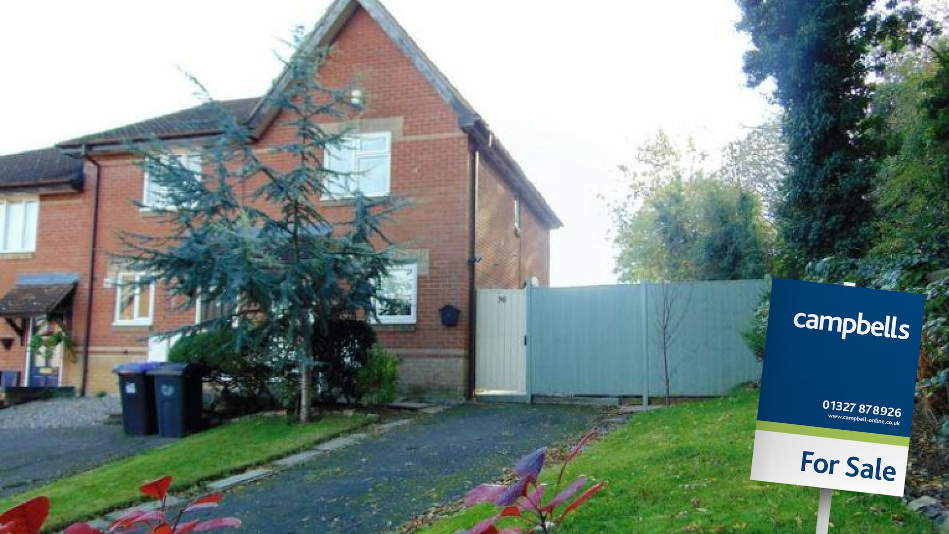 Two Bedroom House For Sale Ashby Fields Daventry This Well Presented