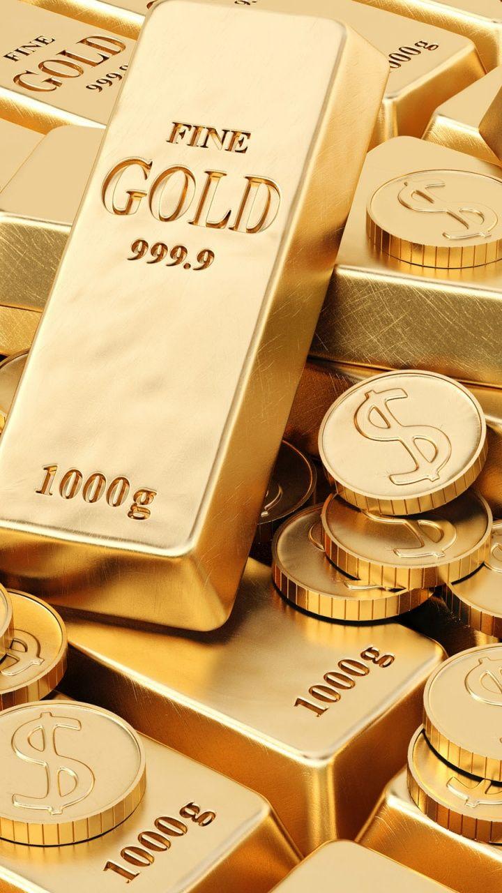 Gold Bars Coins Gold Coin Wallpaper Gold Bullion Bars Gold Money