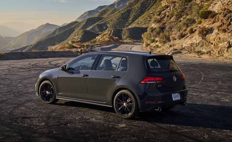 2020 Volkswagen Golf Gti Review Pricing And Specs In 2020 Volkswagen Golf Gti Volkswagen Gti Volkswagen