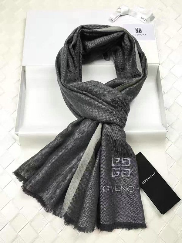 f557b6a9c 2017 Discount Givenchy Scarves-Givenchy Cashmere Scarf for Men ...