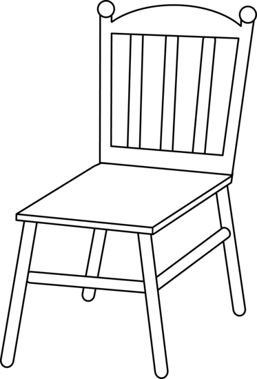 Black And White Chairs Ovalmag Com In 2020 Black And White Furniture Chair Clipart Black And White