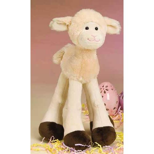 Bumpkins 13 Inch Lamb Stuffed Animal By Princess Soft Toys