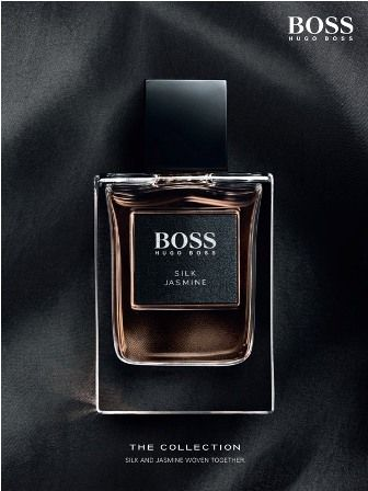 a8b4df9e882 Hugo Boss Boss The Collection - Silk and Jasmine  Hugo  Boss  Fragrance   BosstheCollection  Silk    Jasmin
