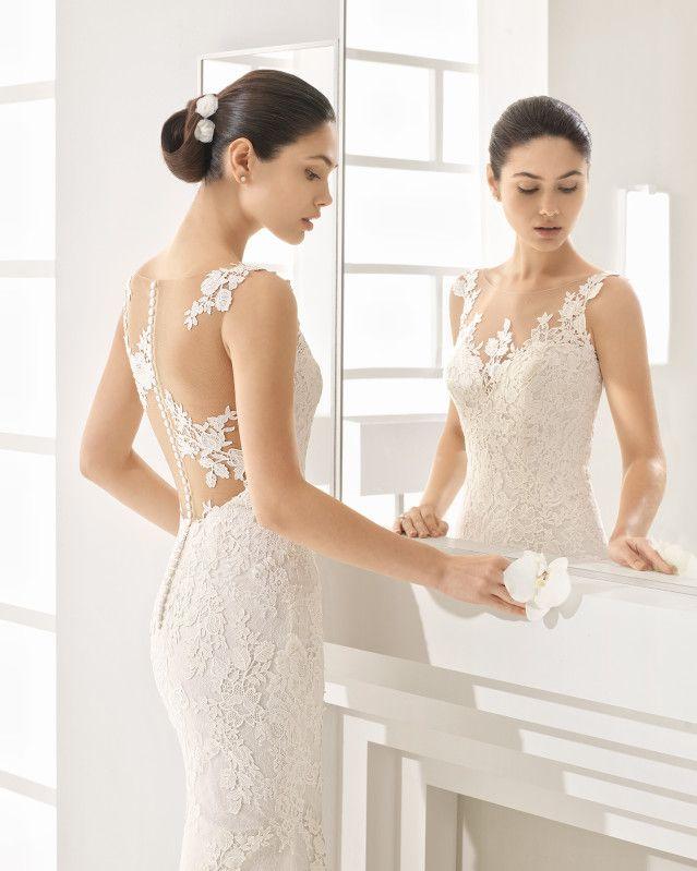 OBSEQUIO - 2017 Bridal Collection. Rosa Clará Two.   Hochzeitskleider