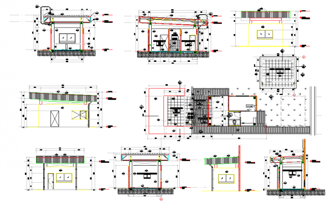 Guard house design plan guard pinterest house and for Guard house design layout