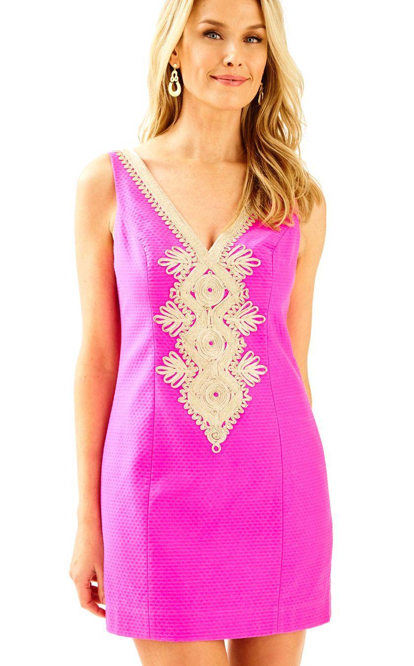 Junie Shift Dress | 25578 | Lilly Pulitzer | The Way I Look Tonight ...