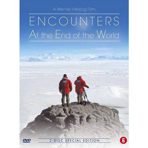 Encounters At The End Of The World Dvd Documentaires Film En Vrijwilligers