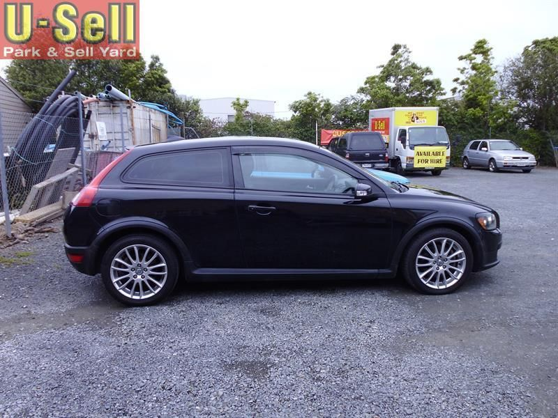 2008 Volvo C30 2.4i reduced to $7990 https://www.u-sell.co.nz/main ...